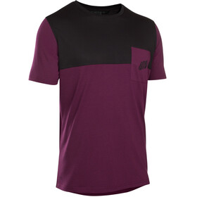 ION Seek AMP SS Tee Men, pink isover
